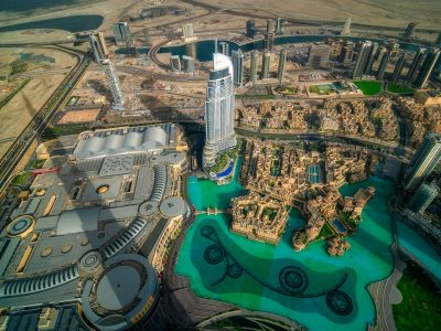 Dubai City Tour and Burj Khalifa Tickets
