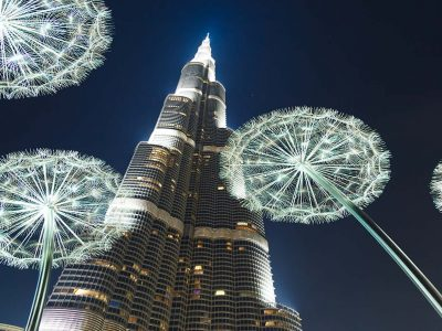 Dubai Christmas holiday package
